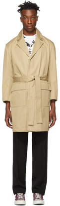 BEIGE Goodfight Spring Clean Trench Coat