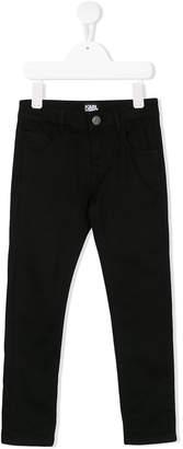 Karl Lagerfeld slim-fit jeans
