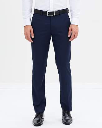 Staple Slim Suit Trousers