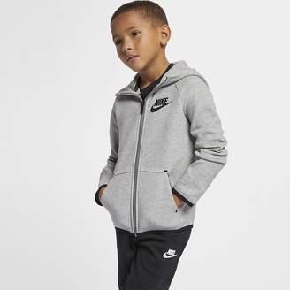 Nike Sportswear Tech Fleece Little Kids' Hoodie