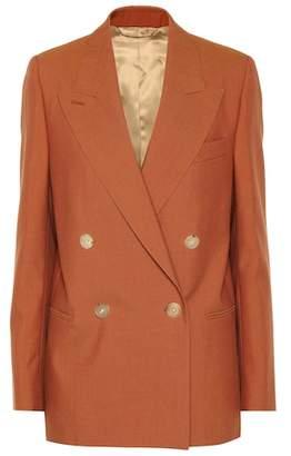 Acne Studios Checked wool blazer