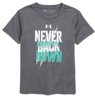 Under Armour Never Back Down HeatGear(R) T-Shirt