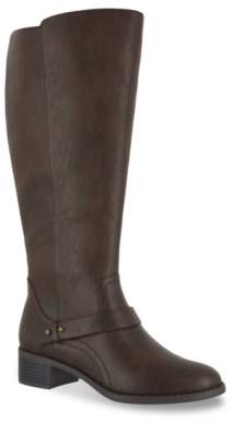 Easy Street Shoes Jewel Plus Wide Calf Riding Boot