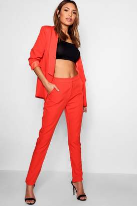 boohoo Lucy Tailored Occasion Suit Trouser