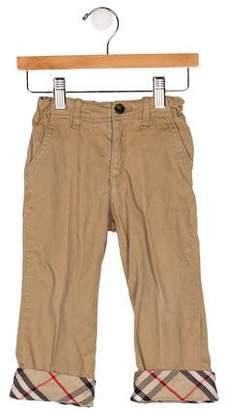 Burberry Boys' Four Pocket Pants