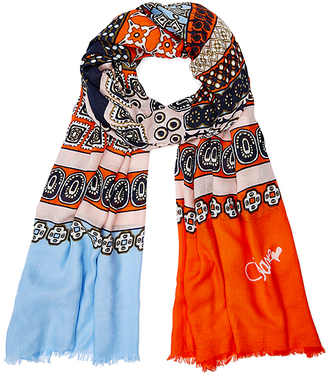 Grace Modal Printed Scarf $168 thestylecure.com