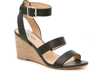 6b62bb5cc78 Steve Madden Leather Upper Women's Sandals - ShopStyle