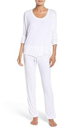 Barefoot Dreams Luxe Rib Jersey Pants