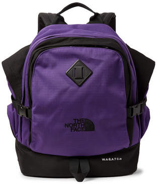 The North Face Wasatch Reissue Nylon-Blend Ripstop Backpack - Men - Purple
