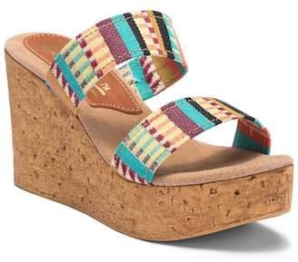 Sbicca Keisha Platform Wedge Sandal