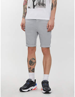 Replay Lehoen Hyperflex regular-fit shorts