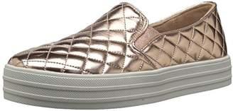 Skechers Women's Double up-Duvet Sneaker