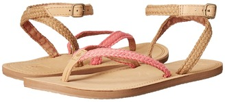 Reef - Gypsy Wrap Women's Sandals $50 thestylecure.com