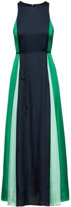 Banana Republic Paneled Maxi Dress