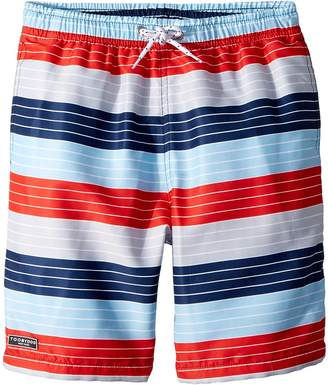 Toobydoo Stars and Stripes Swim Shorts Boy's Swimwear