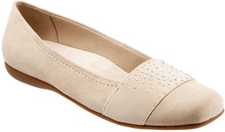 Trotters Sparkle Ballet Flats - Samantha