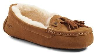 UGG Australia Litney Genuine Shearling Lined Slipper $110 thestylecure.com
