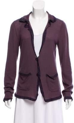Lanvin Long Sleeve Knit Cardigan
