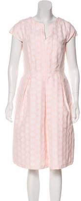Helene Berman Short Sleeve Casual Dress