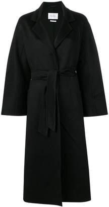Max Mara long belted coat