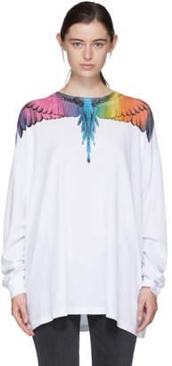 Marcelo Burlon County of Milan White Rainbow T-Shirt