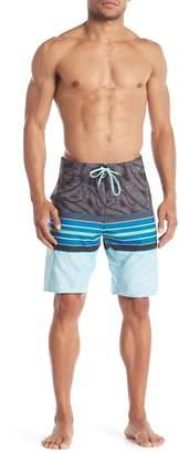 Burnside Patterned Dobby Boardshorts