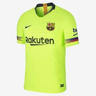 Nike 2018/19 FC Barcelona Vapor Match Away Men's Soccer Jersey