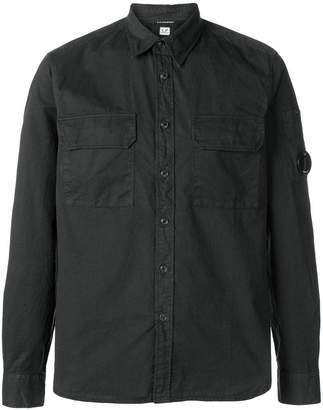 C.P. Company lens detail shirt