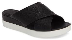 Women's Ecco Touch Slide Sandal $139.95 thestylecure.com