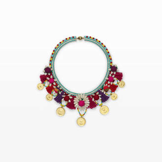 Club Monaco Ranjana Khan Coin Necklace