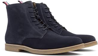 Tommy Hilfiger Suede Boot