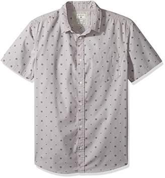 Quiksilver Men's Kamanoa Short Sleeve