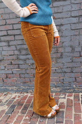 Free People Cord Flare Pants