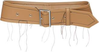 Marni Nappa Distressed Leather Belt