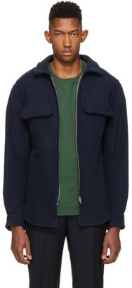 Harmony Navy Clovis Shirt