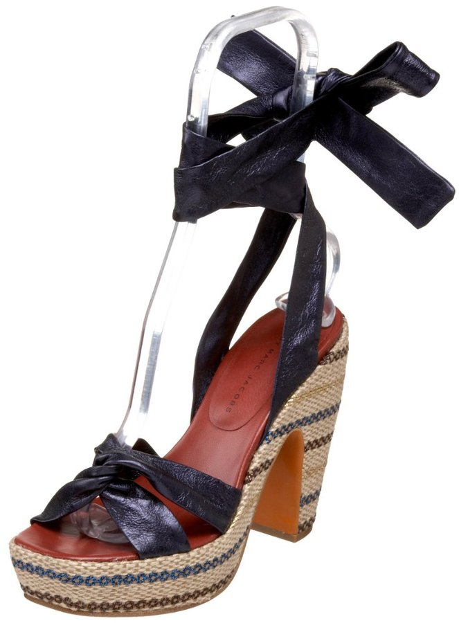 Marc by Marc Jacobs Women's Gommone Lace-Up Sandal