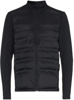 2XU Heat half-puffer jacket