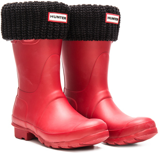 Hunter Half Cardian Short Boot Sock $40 thestylecure.com
