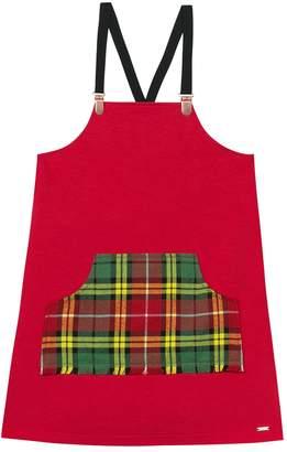 Junior Gaultier Criss-Cross Dress