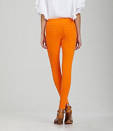 Hue Denim Color Leggings