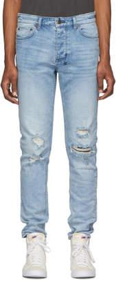 Ksubi Blue Chitch Philly Jeans