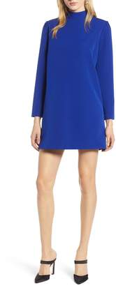 Halogen R Bow Back Ponte Shift Dress