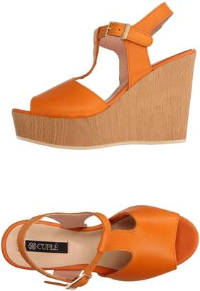 Cuplé Sandals - Item 11200188KO
