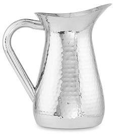 Williams-Sonoma Williams Sonoma Hammered Water Pitcher