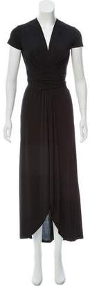 MICHAEL Michael Kors High-Low Maxi Dress