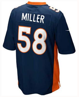Nike Von Miller Denver Broncos Game Jersey, Big Boys (8-20)