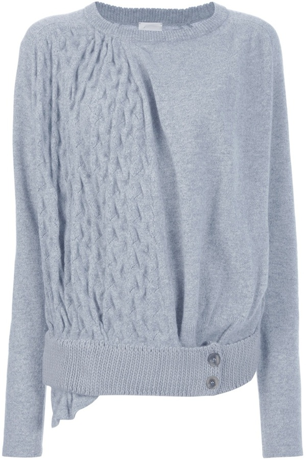 Anne Valerie Hash 'Siamese' pullover sweater