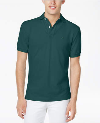 Tommy Hilfiger Men's Big & Tall Classic Fit Ivy Polo