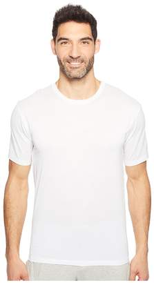Hanro Cotton Sporty Short Sleeve Shirt Men's T Shirt