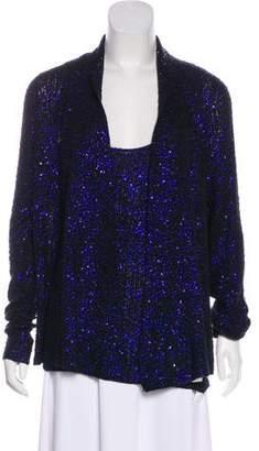 Donna Karan Cashmere Cardigan Set